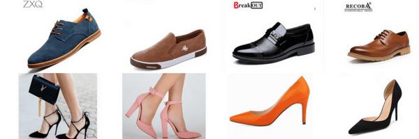 comprar zapatos en aliexpress