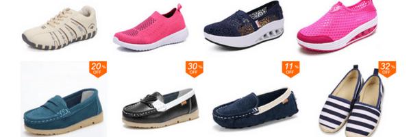 comprar zapatos en banggood