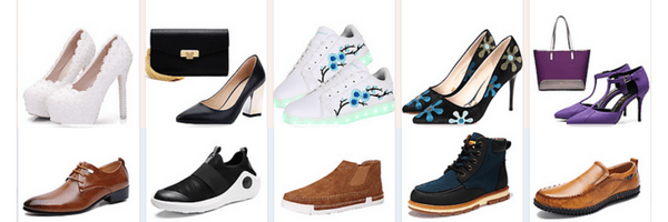 comprar zapatos en lightinthebox
