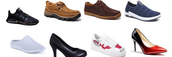 comprar zapatos en rosegal