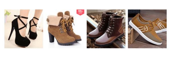 comprar zapatos en sammydress