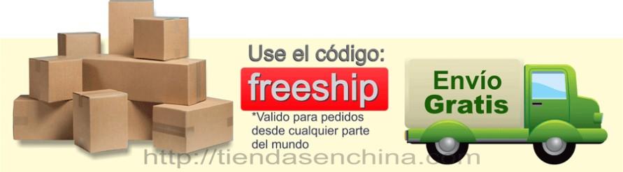 tiendas chinas con envío gratis