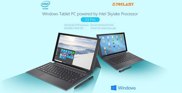Teclast X3 Pro las mejores tablets chinas