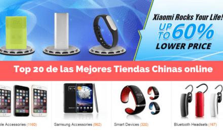 Top 20 De Las Mejores Tiendas Chinas Online Para Comprar En China