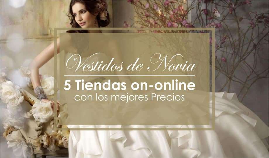 1f0c12f4d0 ♥ Vestidos De Novia BARATOS 2019 ¡5 Tiendas Chinas Para Comprar!