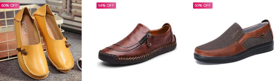 calzado de china