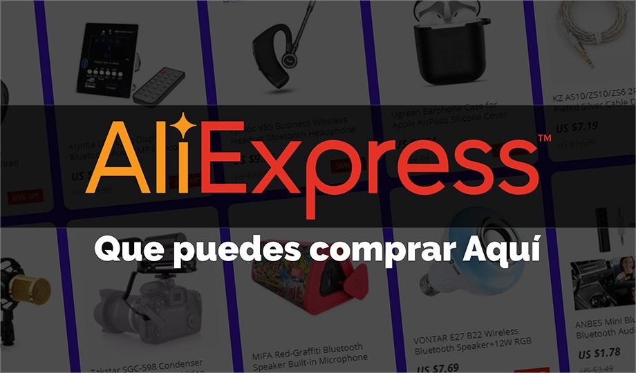 1eab88968026 ▷ Aliexpress TODO lo que Puedes Comprar en esta tienda china en 2019