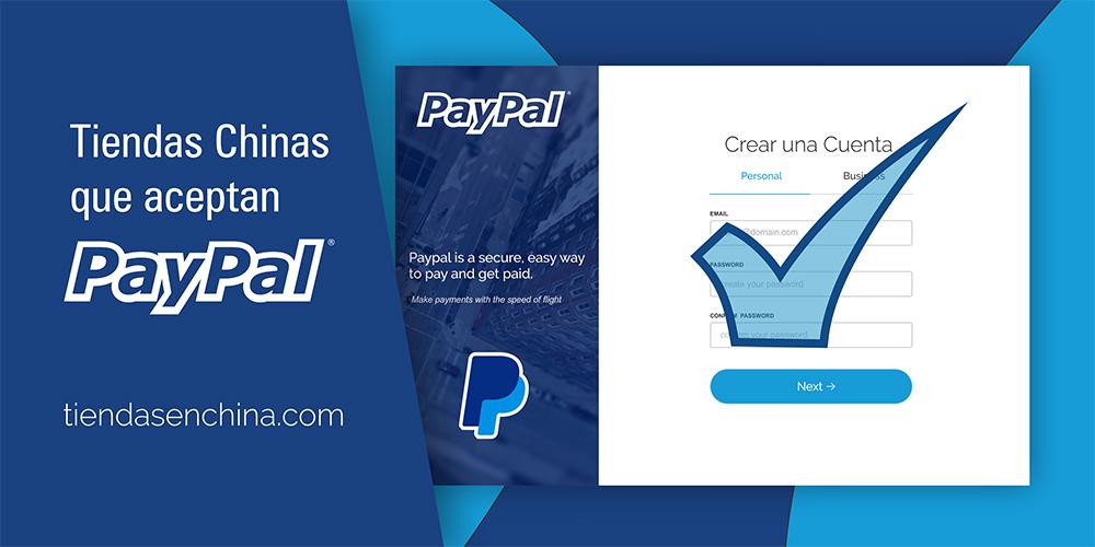 08933897ff00 Tiendas Chinas Que Aceptan Paypal •••  Los 10 MEJORES SITIOS