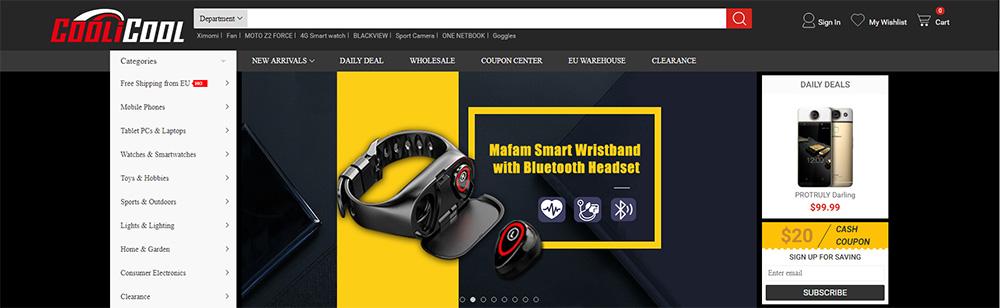 coolicool tienda china online