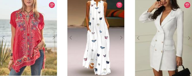 ropa de china de moda