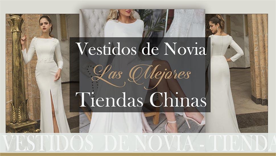 Vestidos De Novia Baratos 2021, ¡5 Tiendas Chinas Para Comprar!